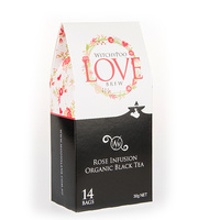 Love Tea - Pyramid Bags