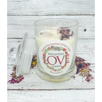 Love Candle - Rose Infusion - Medium